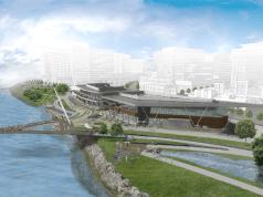 Gramor Development, Grant Street Pier, Seattle, Puget Sound, Hotel Indigo, The Waterfront Vancouver, InterContinental Hotels Group,