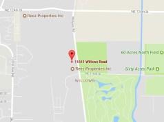 Quadrant Willows Corporate Center, Redmond, Pietromonaco Properties, Reez Properties, Equus Capital Partners, Kirkland, Sammamish Valley Park, Willows Run Golf Complex, The Broderick Group,