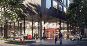 citizenM, Seattle, Puget Sound, South Lake Union, Mortenson Construction,