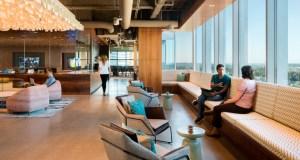 International Interior Design Association, Microsoft PacWest Office, GGLO Design, Studio 8 Architects,