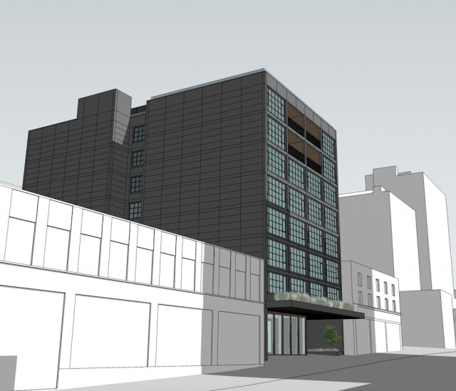 Downtown Design Review Board, Design Review, Early Design Guidance, Friends of Historic Belltown, Concept One Apartments, Seattle Department of Construction and Inspection