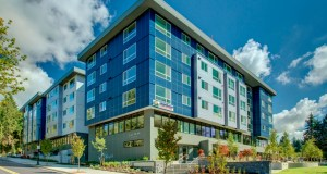 SeaLevel Properties, SAMM Apartments, Sammamish Town Center, New Bright Horizons Location, Puget Sound Region,