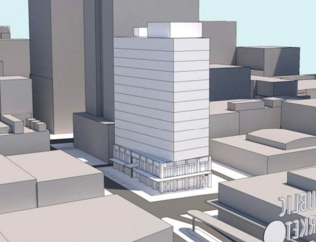 Seattle, Pike Place Market, Ankrom Moisan, Hewitt, Marketview Place, LLC, Stellar Holdings, Inc, Seattle Properties, Spectrum Development Solutions, Newmark Tower
