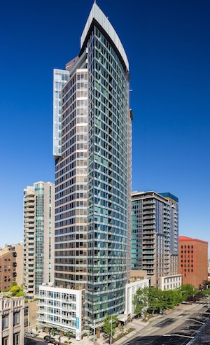 Seattle, Weidner Apartment Homes, Tower12, Lenora, Kirkland, Continental Properties, apartment Puget Sound building renting
