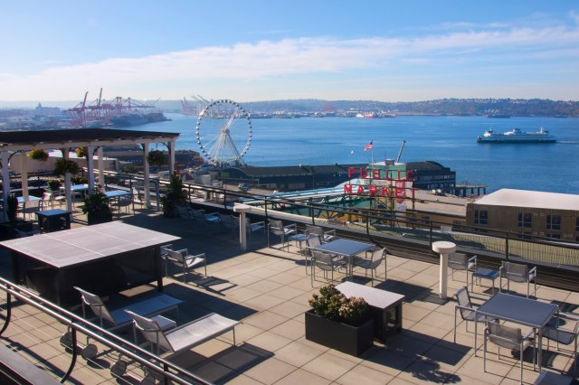 Sonnenblick-Eichner Company, Inn at the Market hotel, Pike Place Market, TripAdvisor, Wall Street investment bank, Beverly Hills