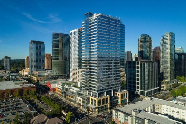 Seattle, Broderick Group, Tenants in the Market, Bellevue CBD, Eastside, Puget Sound region, commercial real estate market