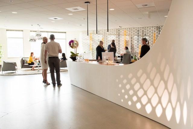 Seattle, Interior Office Solutions, Haworth, sustainable design practices, zero-landfill manufacturer, BlueScape, Puget Sound region