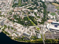 Seattle, University of Washington, Central Campus, East Campus, West Campus, South Campus, 2018 Campus Master Plan, Seattle City Council