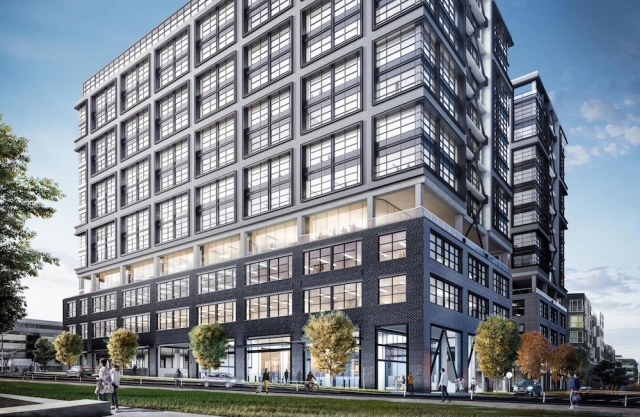 Seattle, BioMed Realty, South Lake Union, Dexter Yard, Vue Research Center, 700 Dexter Ave. N., Elliott Bay, Nanostring Technologies