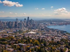 McKinsey & Company, Redfin, F5 Networks, BioMed Realty Trust, KIRO Radio, Quest Diagnostics, Holland America, Washington Partners, Puget Sound, Russell Investments Center, Seattle, CBRE, Hughes Marino, Inland Empire, JLL,