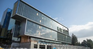 Seattle, University of Washington, Perkins+Will, Skanska, AEI, VECA, Mission Glass, Department of Biology, Life Sciences Building