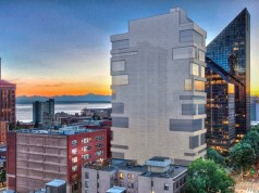 Seattle, Third Place Design Co-operative, Silver Cloud Inns & Hotels, Early Design Guidance Meeting, Belltown, Design Review