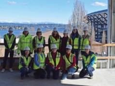 Seattle, Mortenson Construction, Women in Construction Week, International Women's Day, Seattle's Women of Mortenson Enrichment Network