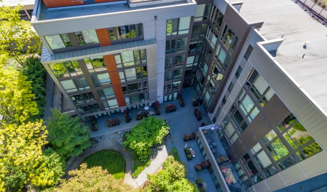 Seattle, Colliers International, Colliers' Seattle Multifamily Team, Capitol Hill, King County records, downtown Seattle Equity Residential