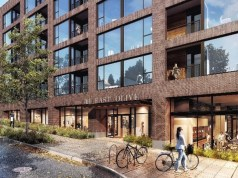 Newmark, Seattle, Aegon Real Assets US, Meriwether Partners, Richard Hugo House, Certificate of Occupancy, Aegon Asset Management, North America, Europe, Asia, San Francisco, Primary Servicer, Standard & Poor's
