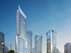 Seattle, Stanford Hotels Group, Plus Investment USA, Inc, MZA Architects, Bellevue, The Shops at Bravern, Plus Investment Ltd.
