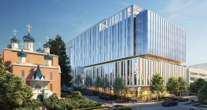 Seattle, Perkins+Will, Unico Properties, South Lake Union, Saint Spiridon Cathedral, Early Design Guidance, Belltown, Denny Triangle