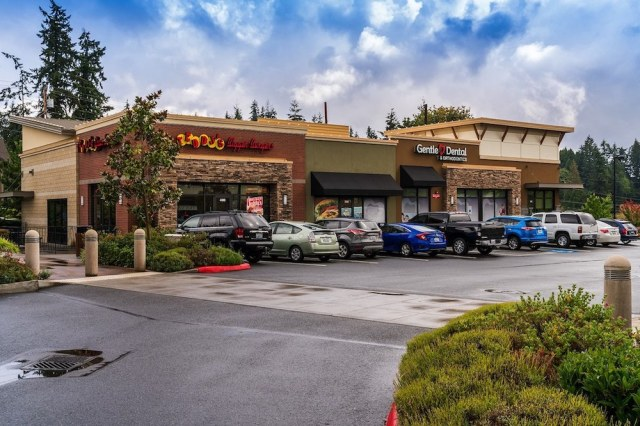 Seattle, Donahue Schriber, Terramar Retail Centers, Bothell, Lakeside at Canyon Park, Snohomish County records, Fairwood Shopping Center
