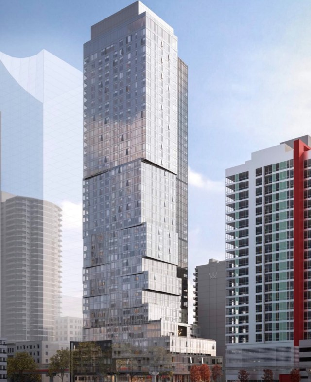 Seattle, Vulcan Inc, Ankrom Moisan, Site Workshop, Early Design Guidance, Denny Triangle, Amazon, Spheres, South Lake Union