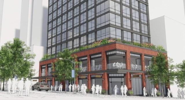Seattle, Ankrom Moisan, Stellar Holdings Inc, Spectrum Development Solutions, HEWITT, Save the Market Entrance, Pike Place Market