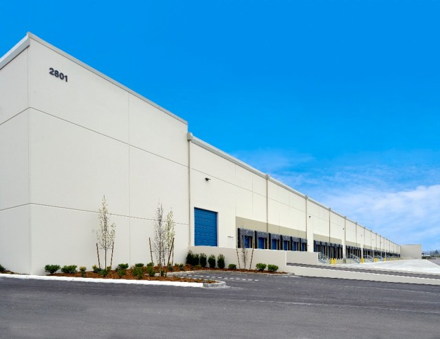 NKF Capital Markets, Fife I-5 Commerce Center, Port of Tacoma, Associated Materials, Trammell Crow Company, The Carlyle Group, Pierce County, Port of Tacoma, Port of Seattle, Port of Everett, Sea-Tac Airport, Newmark Group