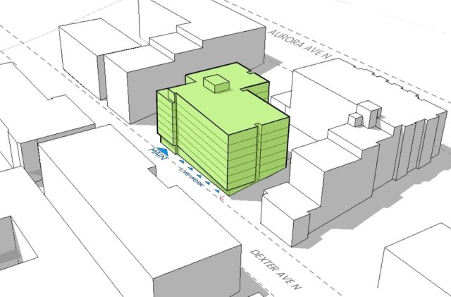 Seattle, Intracorp, Karen Kiest Landscape Architects, NK Architects, Facebook, South Lake Union, Early Design Guidance, Westlake