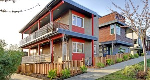 Seattle, Zero Energy Program, International Living Future Institute, Dwell Development, Caron Architecture, Evergreen Certified
