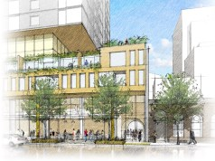 Skanska, Early Design Guidance, Belltown, Design Review Board, Seattle City Hall, Bell Street Park, Belltown Neighborhood Plan, Grzywinski + Pons of New York City, VIA Architecture of Seattle, Bellevue, Puget Sound, South Lake Union