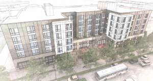 Seattle, VIA Architecture, Carmel Partners, Murase Associates, Urban Evolution, Ballard, Early Design Guidance meeting, Market Street