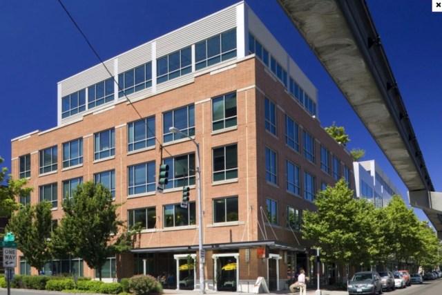 Seattle, Alexandria Real Estate Equities, Blackstone Group, CBRE, Amazon, Notkin Mechanical Engineers, Phillips Design, Zipcar