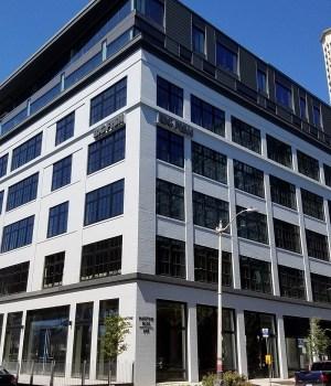 Seattle, Big Fish Games, Maritime Building, IA Interior Architects, Big Fish Casino, Cooking Craze, Gummy Drop, Fairway Solitaire