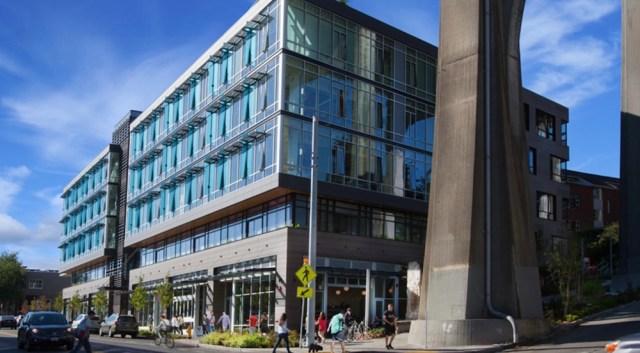 Seattle, Weber Thompson, KPFF, Stephen C. Grey & Associates, Puget Sound region, South Lake Union, environmental sustainability