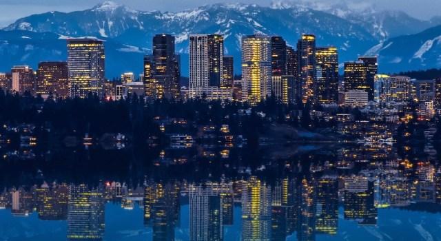 Seattle, Amazon, Broderick Group, Facebook, Zipwhip, Elliott Bay Office Park, Hulu, WeWork, Regus, Belltown, Apple, Convoy, Oracle, Bellevue, Kirkland, Redmond, Bothell, Issaquah