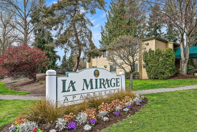 Colliers, Seattle Multifamily Team, La Mirage Apartments, Kent Station, ShoWare Center, Colliers International Group, Seattle