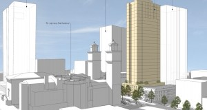 Seattle, MG2, Hewitt, First Hill, Early Design Guidance meeting, First Hill Improvement Association, 9th Avenue, podium, streetscape