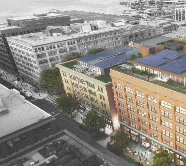 Seattle, Alliance for Pioneer Square, Urban Villages, Unico Properties, Urban Visions, Pioneer Square, revitalization, adaptive reuse