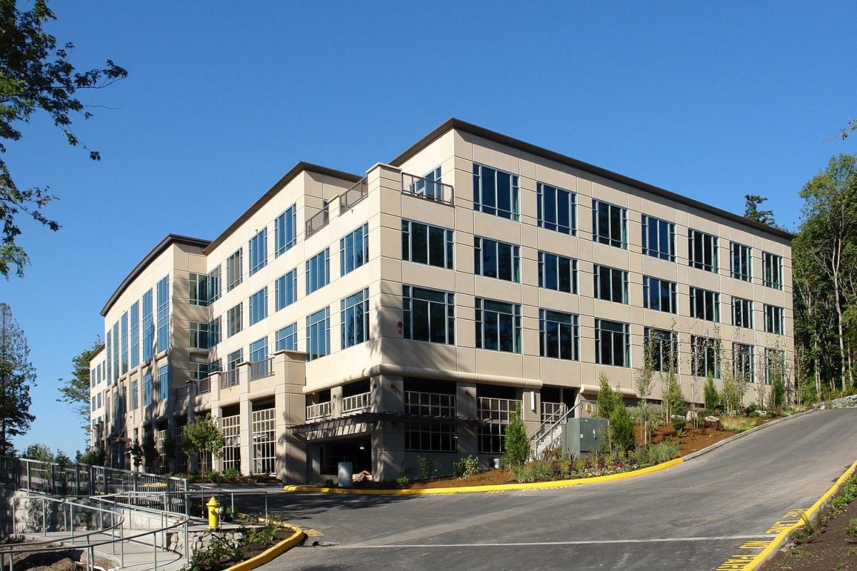 Kidder Mathews Lists Redmond Technology Center on the Market