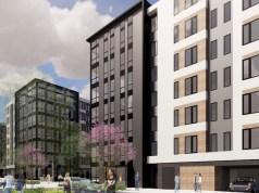 Seattle, Weber Thompson, Site Workshop, Phoenix Property Company, University of Washington, U-District, student housing, design review