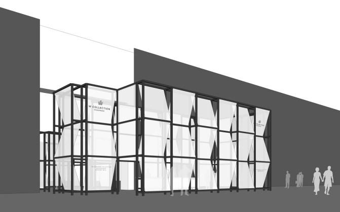 Perkins+Will, Windermere VIP Lounge, Seattle Art Fair, CenturyLink Field Event Center, Allen Institute, NorthEdge, GLY Construction