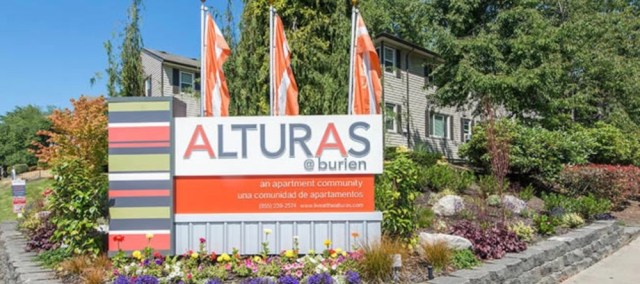Seattle, FPA Multifamily, Trinity Property Consultants, Burien, downtown Seattle, Seahurst Park, Alturas @ Burien Apartments