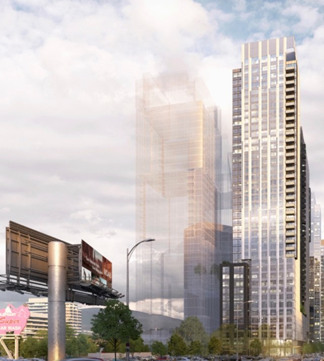 Seattle, HB Management, Clise Properties, VIA Architecture, Denny Triangle, downtown Seattle, Early Design Guidance meeting
