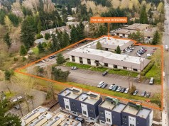 Seattle, Kidder Mathews, DCL Management, residential redevelopment site, Bel-Red corridor, EastLink Light Rail station, CBRE