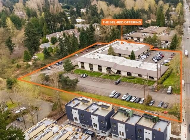 Seattle, Kidder Mathews, DCL Management, residential redevelopment site, Bel-Red corridor, EastLink Light Rail station, CBRE