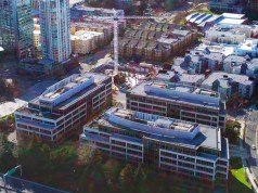 Seattle, Google, Vulcan Inc, Broderick Group, South Lake Union, Eastside, Bellevue, Kirkland Urban, Talon Capital, mixed-use