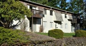 Seattle, Summerfield Commercial, Cedar Park Apartments, Bremerton, Kitsap County, 4020 Bledsoe Avenue, garden-style community