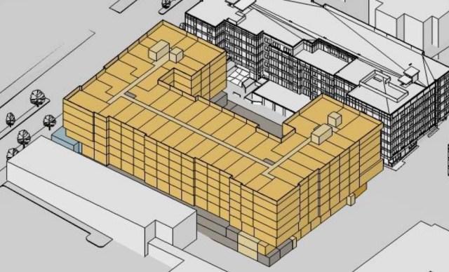 Seattle, Grouparchitect, Goodman Real Estate, LA Studios LLC, Simon Property Group, Northgate Mall redevelopment, Northgate Phase I