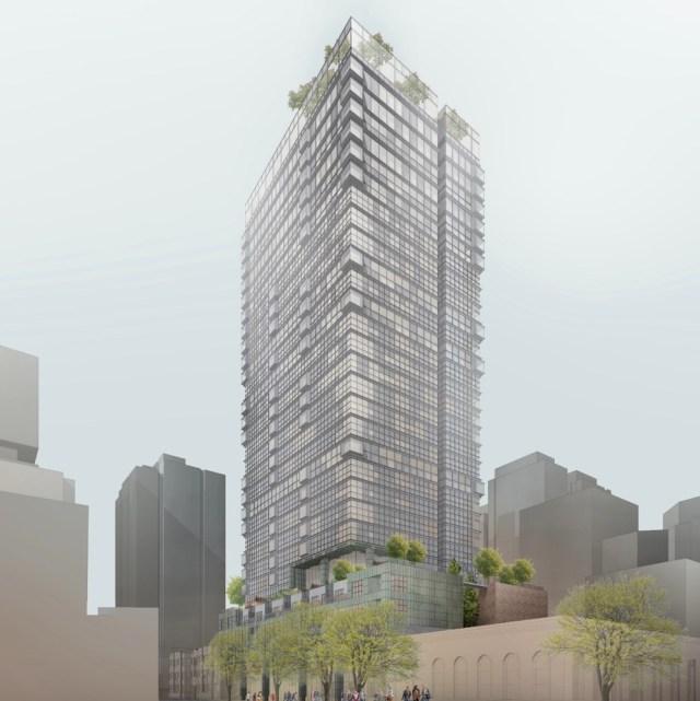 Seattle, Skanska, VIA Architecture, Grzywinski+Pons, GGLO, downtown review board, Early Design Guidance, Belltown Community Council