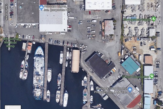 Seattle, Talon Private Capital, Commercial Marine Construction Company, Ballard, Kirkland Urban, Marine Terminal, King County