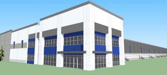 Seattle, Bridge Development Partners, Northwest Building Corp, Neil Walter Company, Lacey, Thurston County, industrial/logistics