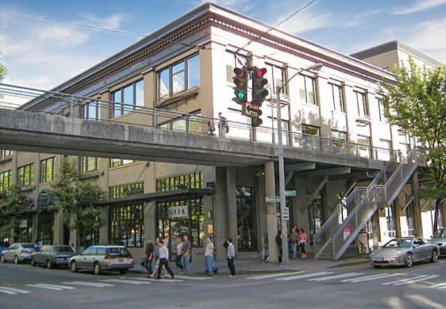 Seattle, Martin Selig Real Estate, Windermere Real Estate, Commuter Building, Alaskan Way Viaduct, downtown Seattle, Kidder Mathews